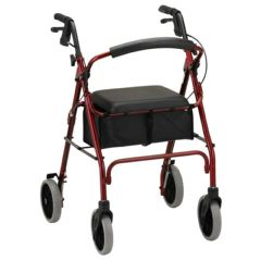 "Zoom Rolling Walker - 24"" Seat Height"