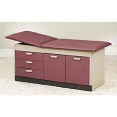 "Clinton Industries Clinton 2 Door 3 Drawer Treatment Table 30""W"