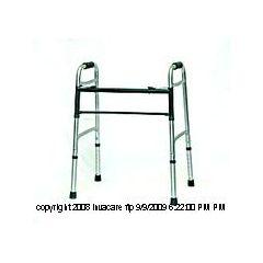 2 Wheel Kit for Bariatric Walker.