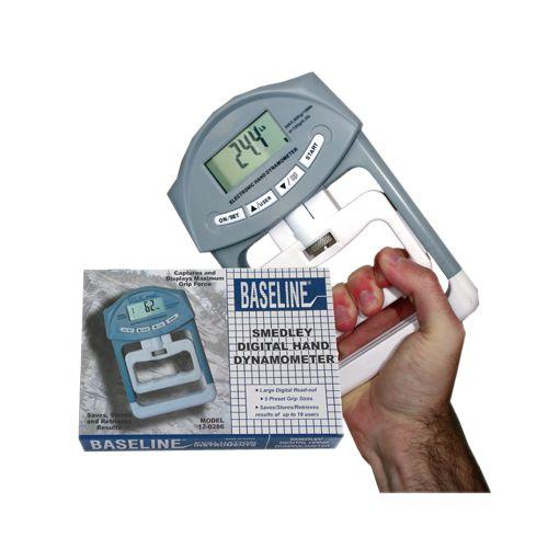 Baseline Dynamometer - Smedley Spring - Electronic - 200 Lb. Capacity Model 746 5015