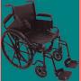 ProBasics Economy K1 Wheelchair with Footrests