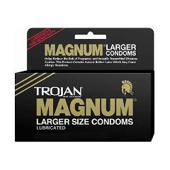 Trojan Condoms Trojan Magnum - Larger Size Condoms