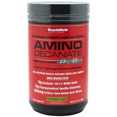 Muscle Meds Amino Decanate - Citrus Lime