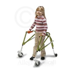 Wenzelite Nimbo Walker - Lightweight Posterior Safety Roller