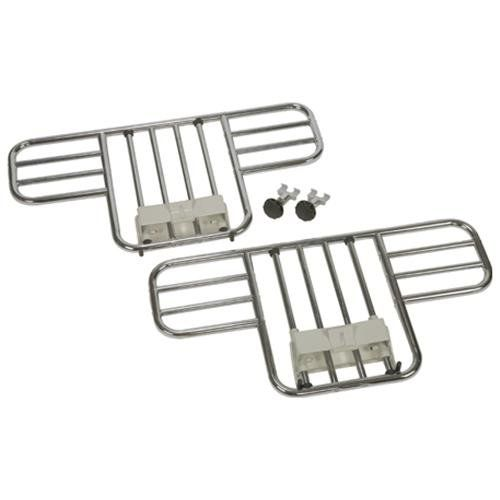 Mabis DMI DMI Half-Length Steel Bed Rails Model 059 5556