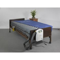 "Mason Medical Masonair 10"" Low Air Mattress and Alternating Pressure Mattress System"