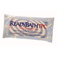 ReadyBath Total Perineal Care Wipes - Help Treat and Prevent Perineal Dermatitis