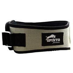 Spinto Foam Core Lifting Belt - Silver