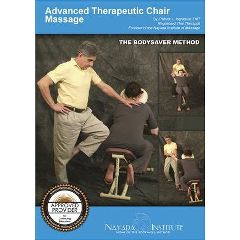 Nayada Advanced Therapeutic Chair Massage DVD