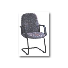 AliMed Paramount Side Chair, Navy