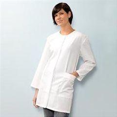 Betty Dain Esthetician Jacket White