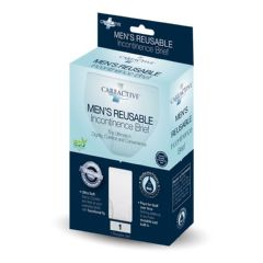 CareActive Mens Reusable Incontinence Brief