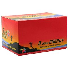 Living Essentials 5-hour Energy - Berry
