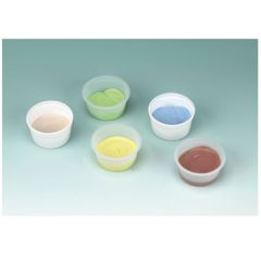 Ableware Maddaplas Color Coded Therapy Putty.