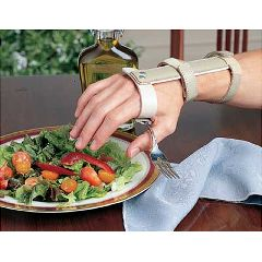 Sammons Preston Wrist Support with Palmar Swivel Clip