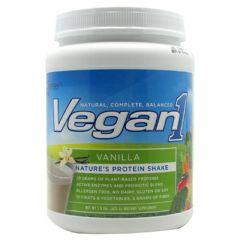 Nutrition 53 Nutrition53 Vegan1 - Vanilla