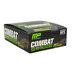 Hybrid Series Muscle Pharm Hybrid Series Combat Crunch - Chocolate Cake
