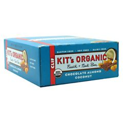 Kit's Organic Clif Kit's Organic Fruit + Nut Bar - Chocolate Almond Coconut
