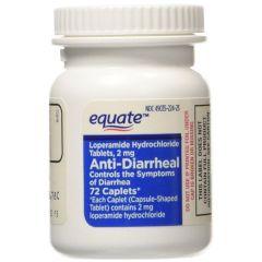 McKesson Anitdiarrheal HCI Caplets - Compares to Imodium AD