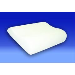Invacare Supply Group Memory Foam Plush Contour Pillow