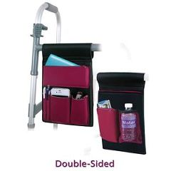 Multi-Purpose Walker Organizer