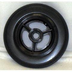 "3 Spoke Urethane Round Wheel - 6 x 1 1/4"""