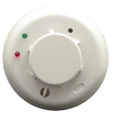 Silent Call Communications Silent Call Smoke Detector with Transmitter