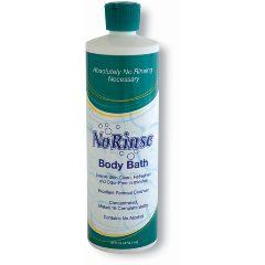 No-Rinse Body Bath with Odor Eliminator - 16 oz