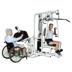 Endorphin Pro Gym With Cycle & Table