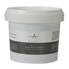 Amber Dead Sea & Chamomile Mud Masque, 1/2 Gal