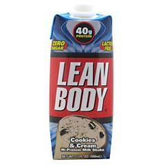 Labrada Nutrition Lean Body RTD - Cookies & Cream