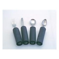 AliMed Soft-Grip Flatware