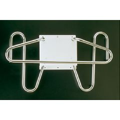 AliMed Heavy-Duty Apron and Glove Wall Rack