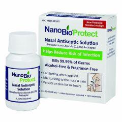 NanoBio® Protect Nasal Antiseptic Solution, 18 mL