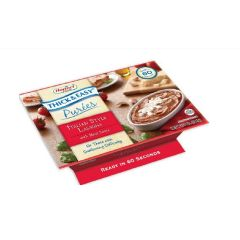 Hormel Thick & Easy Purees Italian Style Beef Lasagna
