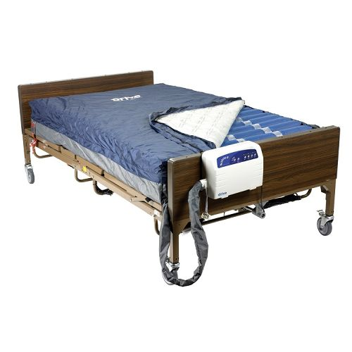 Drive Bariatric Med Aire Plus Alternating Pressure Mattress Replacement System