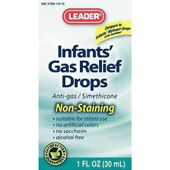 Cardinal Health Leader Infant's Gas Relief Drops 1 oz.