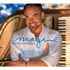 Evzone Music Imagine Cd By George Skaroulis