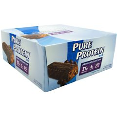 Worldwide Sport Nutritional Supplements Pure Protein High Protein Bar - Chewy Chocolate Chip