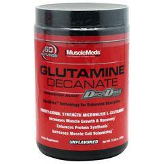 Muscle Meds Glutamine Decanate - Unflavored