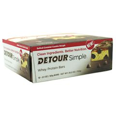Detour Simple Forward Foods Detour Simple Detour Simple - Salted Caramel Cookie Dough