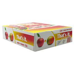 That's it Nutrition That's it Bar - Apple + Mango