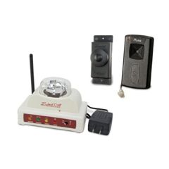 Silent Call Communications Silent Call Sidekick Receiver Phone/Wireless Doorbell Notification System