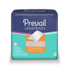 Prevail - First Quality Prevail Super Absorbent Disposable Underpads