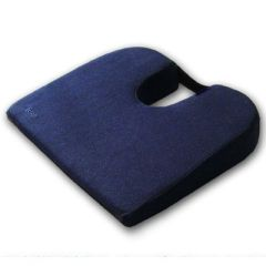 Visco Memory Foam Replacement Cover - Coccyx Cushion
