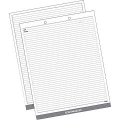 Ifs Filing Systems Llc Continuation Sheet, 100/Package