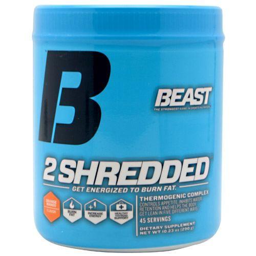 Beast Sports Nutrition 2 Shredded - Orange Mango Model 827 583698 01