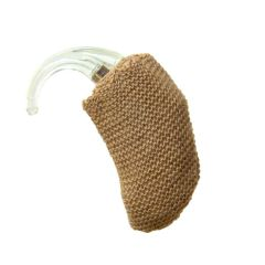 "Warner Tech Care Products Hearing Aid Light Brown Sweatband - 1-1/2"" Medium"