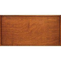 Oakworks Table Option - Wood Stain