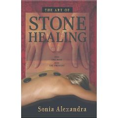 Sonia Alexandra Inc Art Of Stone Healing Guidebook